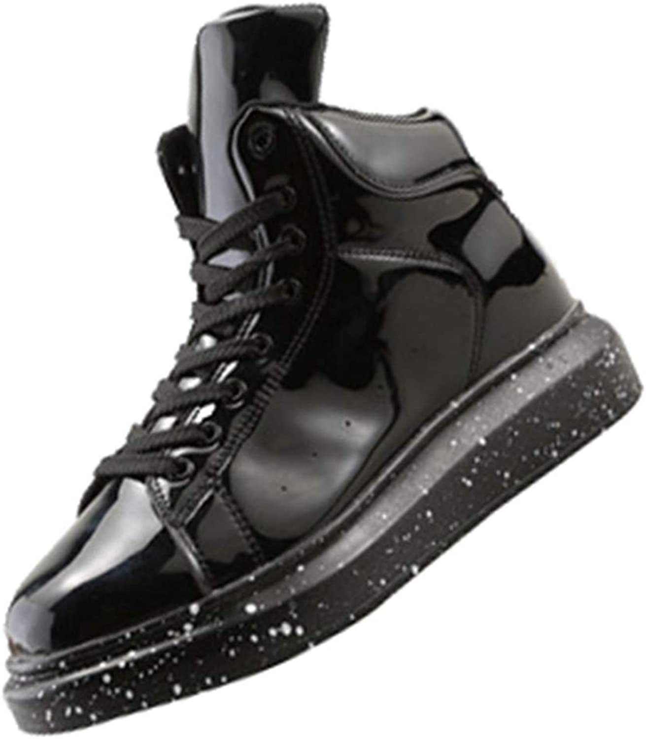 Couples Autumn And Winter Fashion Men And Women Nightclubs Casual shoes