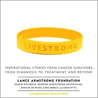 Live Strong audiobook cover art