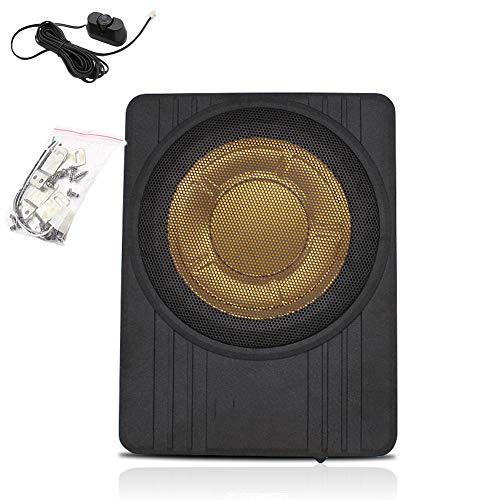LYzpf Auto Subwoofer Stereo Audio apparatuur 10 inch 600W High Power Woofer ultradunne legering materiaal luidspreker speler