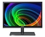 Samsung S24A650D 61 cm (24 Zoll) Wide Screen LED-Monitor (DVI,VGA, 8ms Reaktionszeit) schwarz