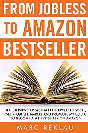 From Jobless to Amazon Bestseller