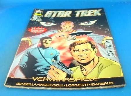 Star Trek - Heft Nr. 2 : Verwirrspiele.
