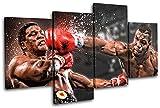 Bold Bloc Design - Boxing Mike Tyson Sports - 120x68cm