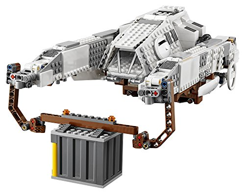 Vaisseau Impérial AT-Hauler LEGO Star Wars 75219 - 829 Pièces - 5