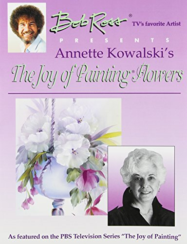 Joy of Painting Flowers