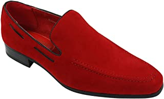Drive Mocassins Enfiler Fashion Hommes Casual Chaussures Basses Gommino Cuir Loisirs