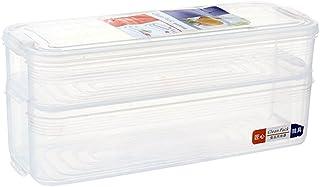 RoxNvm Boîte de Rangements pour Réfrigérateur, Bac Rangement Frigo, Ensemble de contenants Alimentaires pour réfrigérateur...