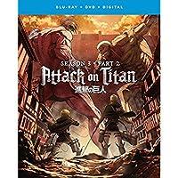 Attack on Titan: Season 3 - Part 2 [Blu-ray] [並行輸入品]