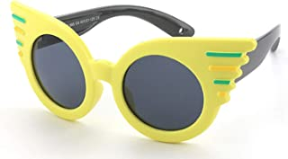 Pteng - Ultraviolet raysGafas de sol, gafas deportivas polarizadas para niños y niñas de 3 a 12 años