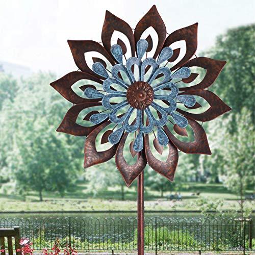 Costco Stylecraft 84' Flower Wind Spinner