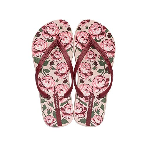 Raider 82655 Pink Burgundy Ipanema Chanclas para Mujer 82655 Mujer Rosa 40