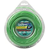 Desert Extrusion Cyclone CY080D1/2 .080' x 200' Commercial Trimmer Line Green
