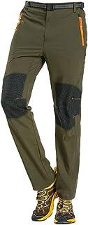 comprar comparacion Haobing Adultos Pantalón de Trekking Pantalones de Escalada Ligero Stretch Pantalon Deportivos Senderismo Escalada