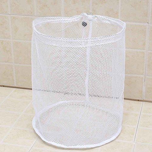 Techting Waschmaschine Maschendraht Taschen Wäschebeutel Große verdickte Wash Beutel für Wäsche Socken Strumpfhosen Strümpfe