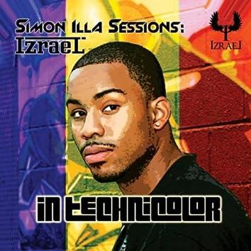 SIMON ILLA SESSIONS - IZRAEL IN TECHNICOLOR