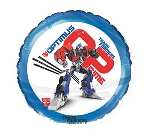 Transformers Optimus Prime Folienballon Helio 45cm