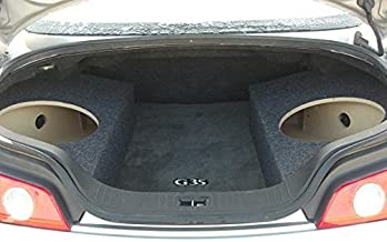 Custom Sub Enclosure Subwoofer Box for a 2003+ G35 Coupe - 2 10