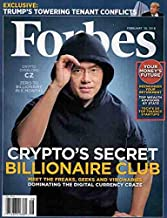 Forbes February 28, 2018 Crypt Overlord CZ - Crypto's Secret Billionaire Club