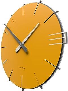 "CalleaDesign 17.7"" Wall Clock Mike Melon"
