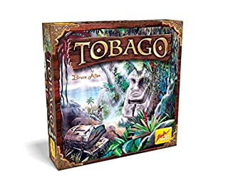 Zoch 601128400 Tobago, Familienspiel (B0023NVQC8) | Amazon price tracker / tracking, Amazon price history charts, Amazon price watches, Amazon price drop alerts