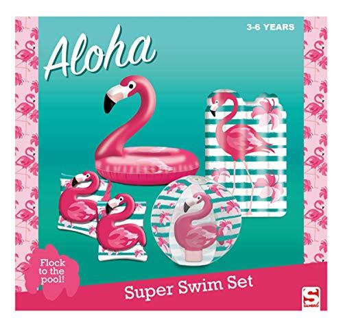 Flamingo 3D Zwemset