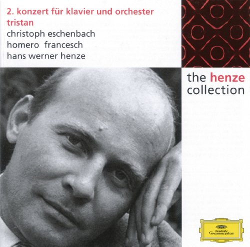 Henze: Tristan (1973) Preludes For Piano, Tapes And Orchestra - 4. Tristan's Folly
