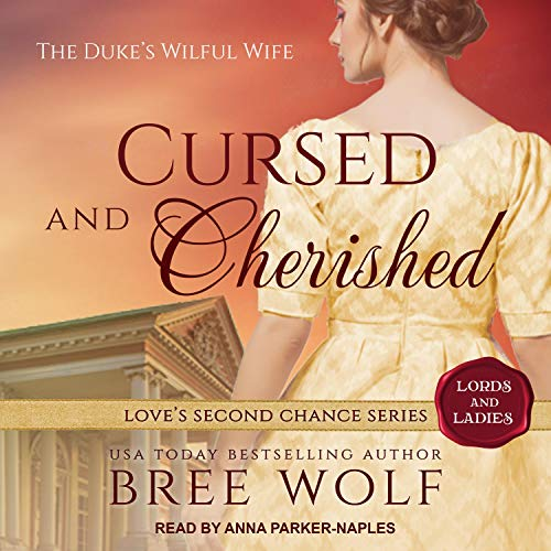 Cursed & Cherished: The Duke's Wilful Wife  By  cover art