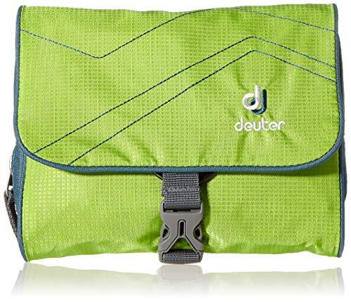 Deuter Unisex-Adult Wash Bag I Travel Accessory- Cosmetics Case, Kiwi-Arctic, 19 cm