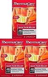 ThermaCare Wärmeumschlag, für unteren Rücken, 3er-Pack