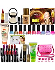 Color Diva Makeup Combo Sets With Skin Diva Skin Care Facai