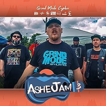 Grind Mode Cypher AsheJam 3