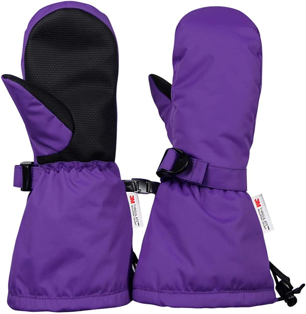 Snow Ski Winter Mittens Gloves Waterproof for SEAL limited product Baby Boys Children Some reservation