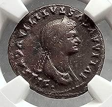 80 IT JULIA TITI Titus daughter 80AD Ancient AR Roman C Denarius Ch F NGC