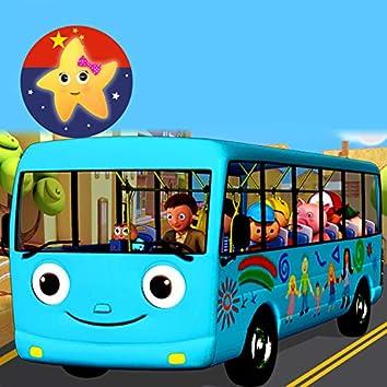 巴士上的轱辘 (忙碌的早班巴士)