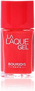 Bourjois La Laque Gel Nail polish 13 Reddy For love 10ml - 0.30 fl oz, Pack Of 1