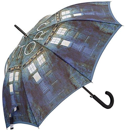 Parapluie TARDIS/-/Produit officiel BBC Doctor Who par LOVARZI
