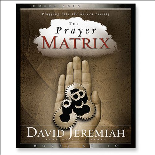 Prayer Matrix audiobook cover art