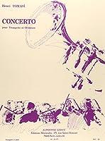 トマジ: トランペット協奏曲/ルデュック社/トランペットとピアノ