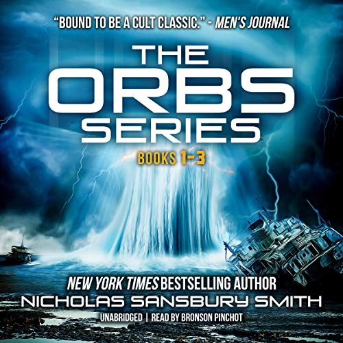 The Orbs Series Box Set audiobook cover art