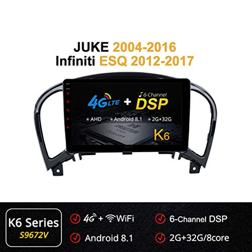 Lowest Prices! XBRMMM Android 360 Panorama Car DVD Player IPS Car Radio GPS Stereo Navi for Nissan J...