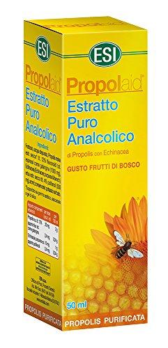 Esi Propolaid Estratto Puro Analcolico - 1 Flaconcino - [Confezione Da 2]