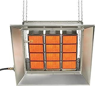 SunStar Heating Products SG10-L Gas Infrared Propane Gas Ceramic Heater 100,000 Btu