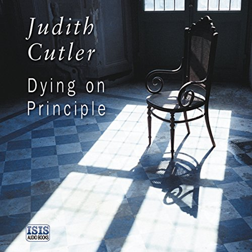 Dying on Principle audiobook cover art