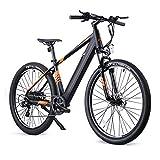 Roeam Bicicleta de montaña eléctrica de 27.5 Pulgadas Bicicleta eléctrica asistida por energía Bicicleta eléctrica para Adultos con batería extraíble de 36V 10AH 65km MAX. Rango