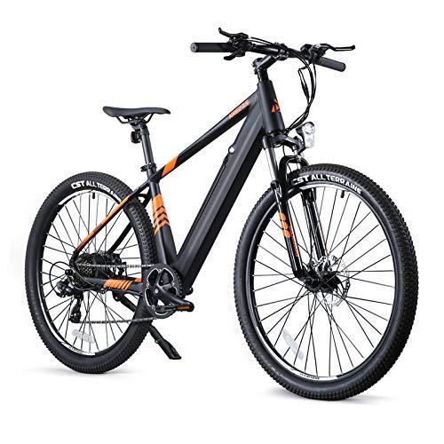 Roeam Bicicleta de montaña eléctrica de 27.5 Pulgadas Bicicleta eléctrica asistida por...