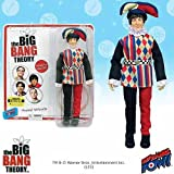 Bif Bang Pow The Big Bang Theory Howard Bufn 8-Inch Figura - Con. Excelente