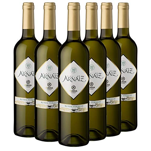 Viña Arnaiz Vino Verdejo Do Rueda - 6 botellas x 750 ml - Total: 4500 ml