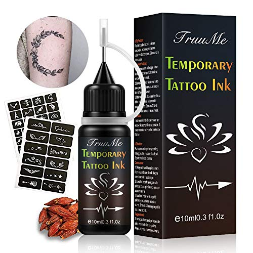 TruuMe -  Tattoofarbe Schwarz,