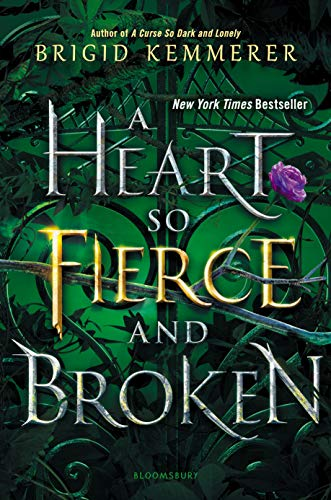 Amazon.com: A Heart So Fierce and Broken (The Cursebreaker Series ...