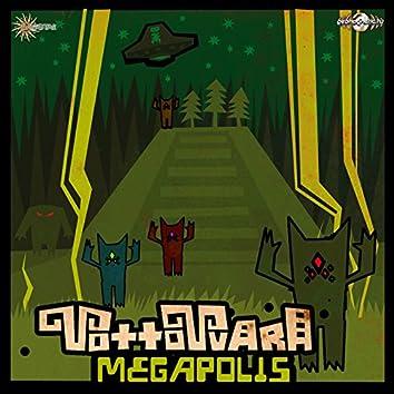 Vottovaara - Megapolis EP